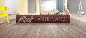 Antic wood